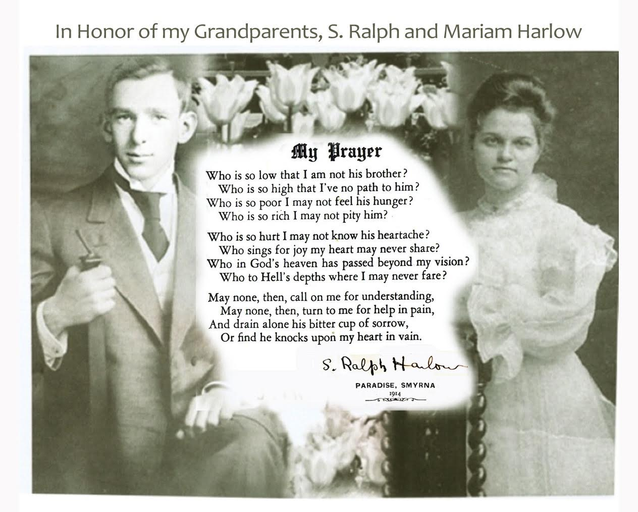 grandparents. legacy